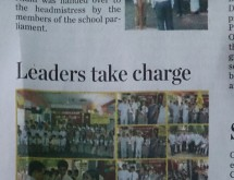 Leaders take Charge