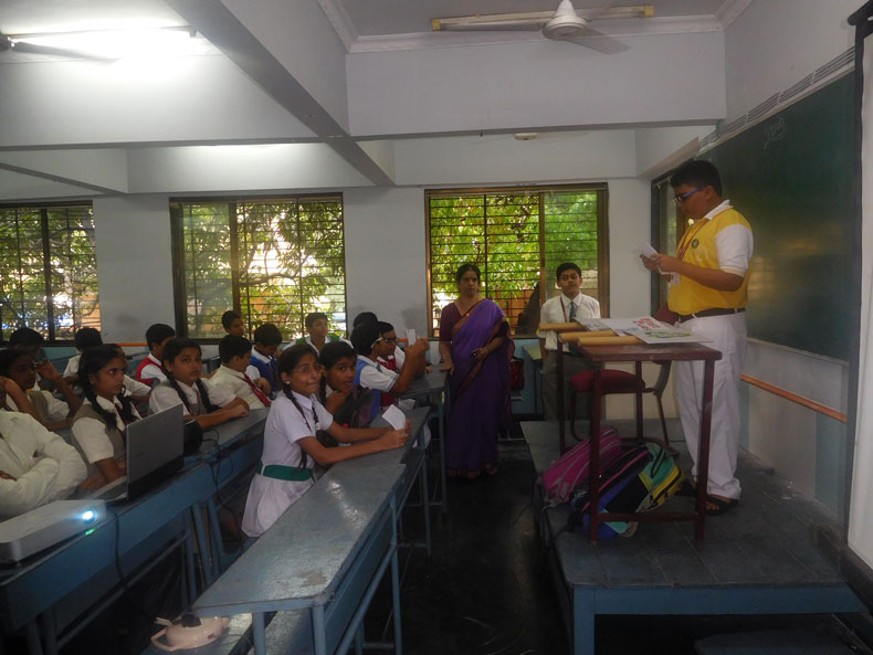 Civic Awareness Program | Chembur English High School